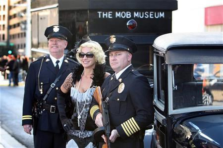 Mob Museum Grand Opening